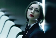 Suits for girls / from androgynous to very femininine from casual to highly elegant