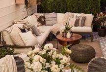 Terrasse, patio et balcon