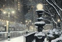 Tout sur l'hiver