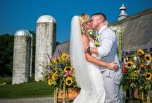 Barn Wedding Ceremony / by Perona Farms
