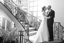 Grand Staircase Wedding Ceremony