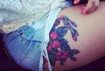 Tattoos. / by Rachel Reimer