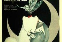 Art Déco - Illustration & Posters