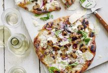 Pizzas & Flatbreads