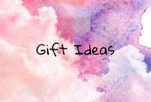 Gift Ideas / gift ideas for all occasions. mothers day, fathers day, christmas, easter, birthdays and more