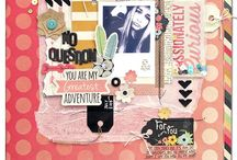 Smash/Scrap Book / Scrapbooking / by Dana Tranby