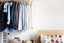 """home • closet— / """"Home wasn't built in a day."""""""