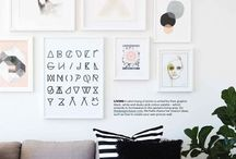 """home • wall art— / """"Holy chic."""""""