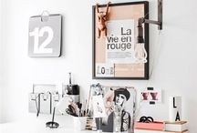 """home • workspace— / """"Laziness may appear attractive, but work gives satisfaction."""""""