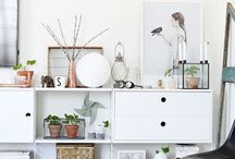 """home • storage— / """"There is nothing more important than a good, safe, secure home."""""""