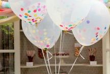 Happy 1st Birthday / Exciting ways to celebrate your little one's special day.