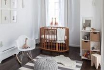 Neutral Nurseries / Neutral nursery inspiration for your new arrival.