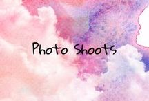 Photo Shoots / Photos, props, and poses that we love and maybe want to try.