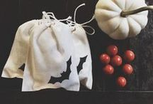 Happy Halloween / Get into the spooky spirit with these tricks & treats!