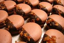 Chocolate + Bacon = Love / it doesn't get much better / by Michele Hauf
