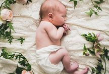 """photography • newborn— / """"The only creatures that are evolved enough to convey pure love are dogs and infants."""""""
