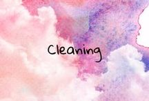 Cleaning / Everything cleaning related. #products #clean #cleaning #ideas #tips