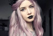 """fashion • pastel goth– / """"Don't look to the approval of others for your mental stability"""""""