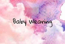 Baby Wearing / baby wearing, tula, beco, and more. wraps, carriers