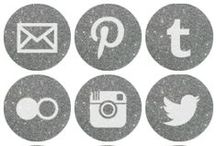 Find me on Social Media / Links to my social media.