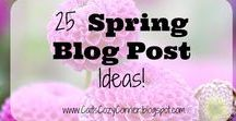 Blog Love / All the blog posts I love to read and find interesting. Sharing the love for their posts.