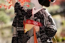 East Asian Costumes / Chinese, Japanese and Korean traditional & regional costumes
