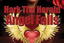 Luke & Merit / Pics that inspired Hark, The Herald Angel Falls