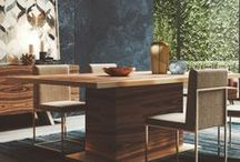 Laskasas | Dining Tables / Large, sophisticated and practical dining tables to decorate your dining room