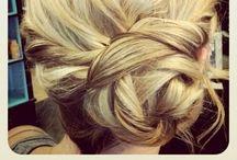 hair styles / by Melissa Freeman Cunningham