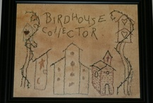 ~BIRDHOUSES/CAGES~