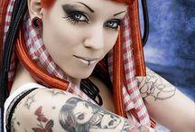 #Tattoo , #body art / #Tattoo #Body Art.