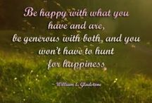 Quotes and Inspiration  / Quotes, Inspiration, Motivation, Self-Help, Words to Live By and Things to Make Your Spirit Smile.