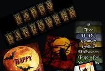 Halloween the best holiday ever! / Dedicated to the best holiday ever - all things #Halloween, from DIY decor to great costumes.