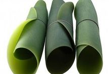 Green by design / Products and projects made in a sustainable way, or with eco-friendly resources.