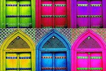 Rainbows of Color / Every color imaginable in every combination!