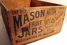 ~MASON JARS~