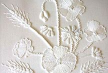 Beautiful Lace, Fabrics, Needlework, Home Linens and Other Textiles. / Textile Paradise.......