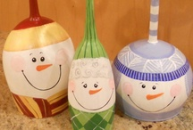 Holiday Crafts / by Cathy Olewinski