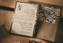 wordshop weddings. / real weddings with unique invitations designed by yours truly.