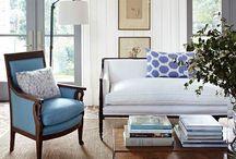 Interior Decor I love. / by Pearl Black