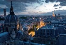 Paris je t'aime / by Cicily Bennion