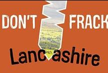 Fracking / Find out more about plans for fracking in the UK, and experiences in other countries.
