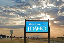 On our way to Idaho / Work kamping in Idaho next summer, planning the things we want to see and do. Can't wait