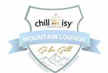 """CHILLISY® WM 2016 MOUNTAIN LOUNGE - GO FOR GOLD"" 