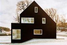 BT-Black houses / black houses