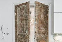 THROUGH THAT DOOR
