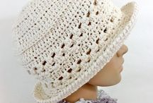 Crochet Hats Scarves Bootcuffs & Mitts