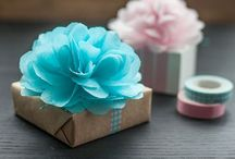 Gift Wrapping / Packaging / by Amornrak Goy
