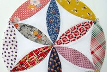 Quilting / Patchwork / by Amornrak Goy