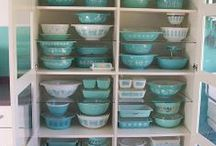 Pyrex LOVE! / I love Pyrex!  I'm obsessed with it. It just makes my heart happy!